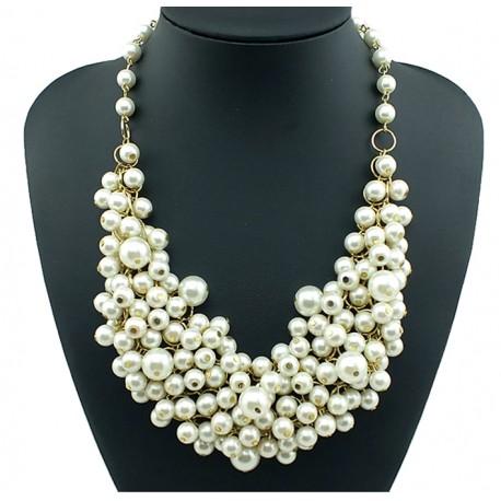 Collar de perlas Corsica