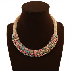 Statement Necklace Capri