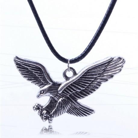 Eagle pendant necklace vintage eagle pendant necklace aloadofball Images