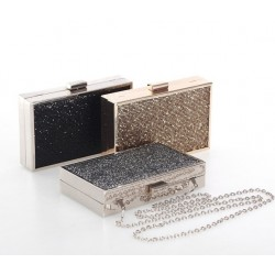 Glitter Sequins Evening Bag