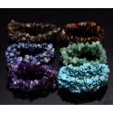 Irregular Natural Stones Bracelet