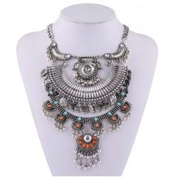 Maxi Necklace Gipsy Style Acropolis
