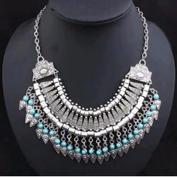 Ethnic style necklace Nefertari