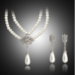 Pearl set Gran Gatsby