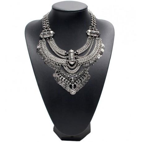 Vintage Maxi Choker necklace Panthea