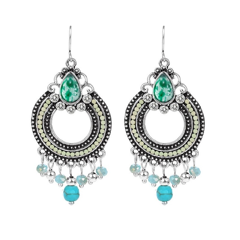 stud blue online india earrings earring buy the jewellery pics in stone studs zayra designs