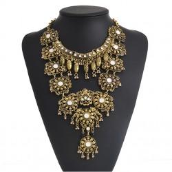 Collar Maxi Vintage color bronce Mumbai