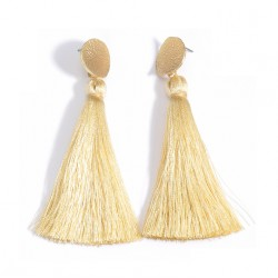 Fringed Long Tassel Earrings Piave
