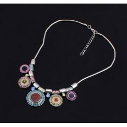 Vintage Ethnic Necklace Ibiza