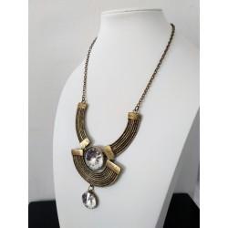 Antique Gold Necklace Versailles