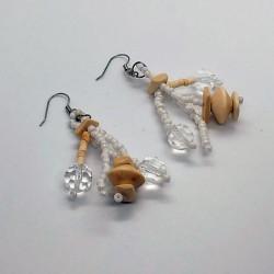 Ethnic Hippie Style Handmade Earrings