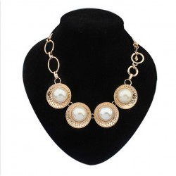 Big Pearl Choker Necklace San Marino