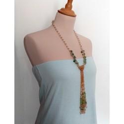 Collar Maggiore con Aventurina natural