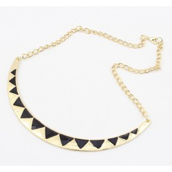 Geometric Necklace Belize