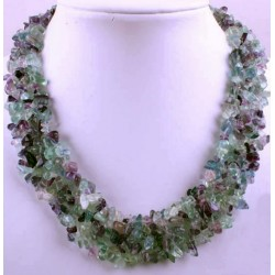 Natural Fluorite necklace