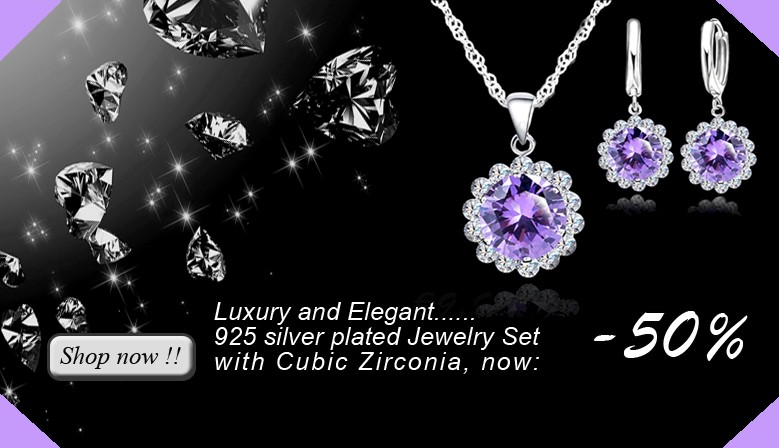 cubic zirconia set